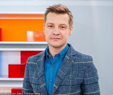 Rafał Mroczek był zaskoczony interwencją policji w jego domu