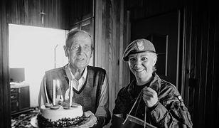 Mjr Lucjan Deniziak nie żyje. Żołnierz Armii Krajowej miał 94 lata