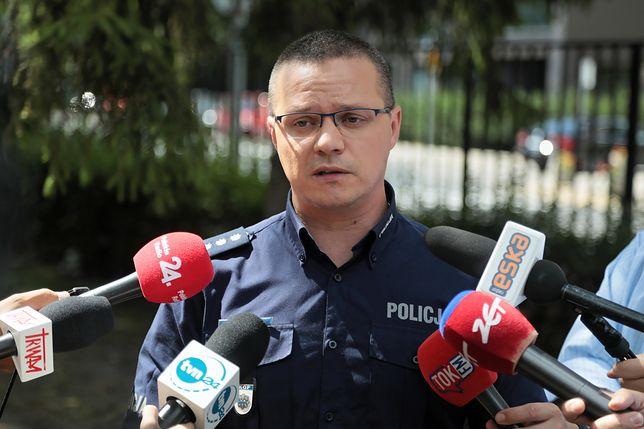 Rzecznik KGP Mariusz Ciarka skomentował wyrok sądu ws. zatrzymania Jakuba A., podejrzanego o zabójstwo Kristiny z Mrowin