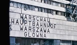 Warszawa w 1940 roku [Niesamowite wideo]