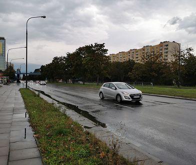 Pogoda. Opady deszczu nad Polską. Ochłodzi się