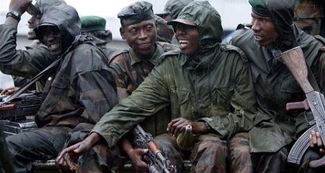 Strzelanina zamiast kolokwium, czyli krwawe studia w Nigerii