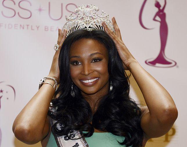 Oto Amerykańska Królowa Piękności - nowa Miss USA!