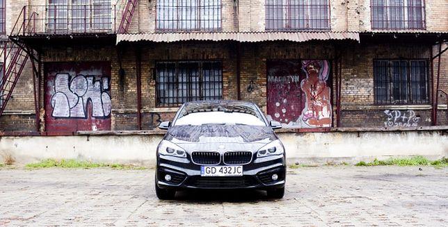 BMW serii 2 Active Tourer - test