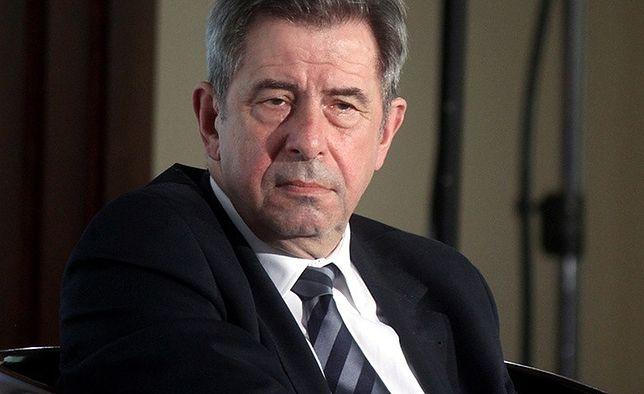 Prof. Andrzej Zoll specjalizuje się w prawie karnym