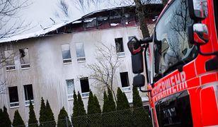 Berlin. Pożar strawił dom opieki. Jest ofiara śmiertelna