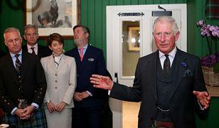 Książę Karol otworzył swoją restaurację i sklep
