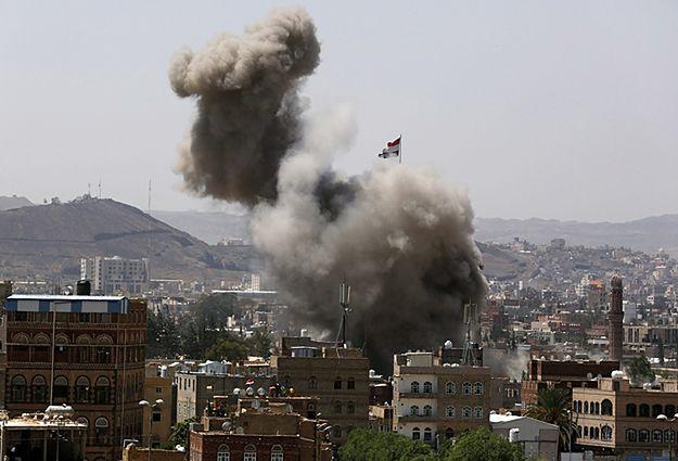 Ponad 130 ofiar ataku na przyjęcie weselne w Jemenie