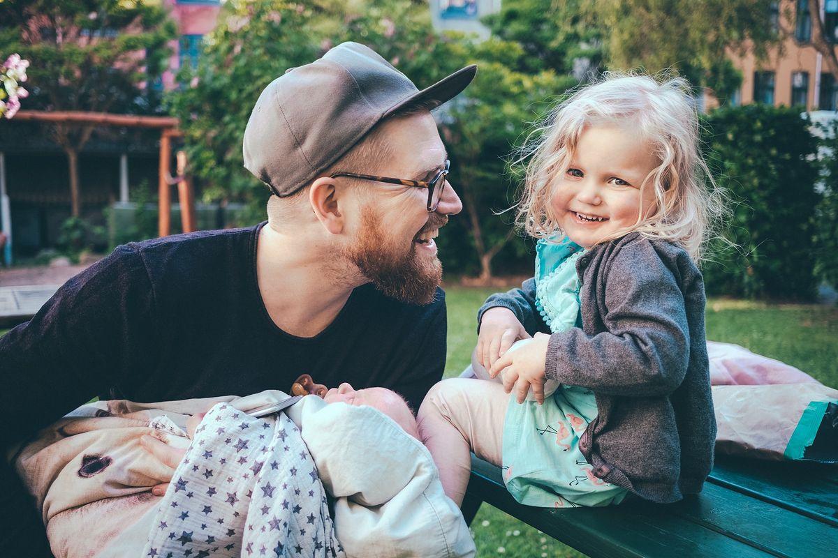 Ojciec ma ogromny wpływ na późniejsze relacje kobiety