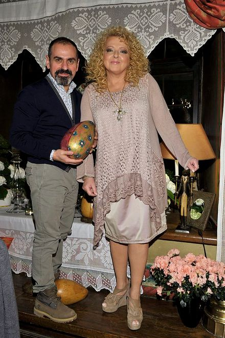 Magda Gessler i Aram Mnatsakanov: jak równy z równym!
