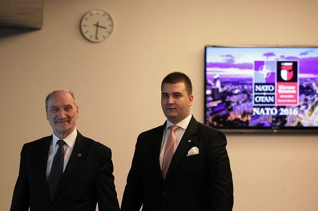 Jest śledztwo w sprawie Bartłomieja Misiewicza. Prokuratura podjęła decyzję