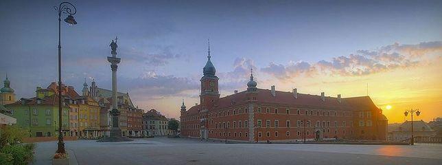Na Zamku Królewskim wręczą polskie noble