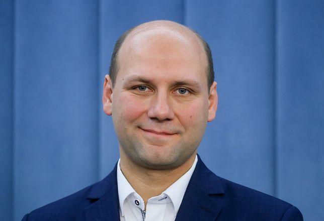 Szymon Szynkowski vel Sęk, wiceszef MSZ