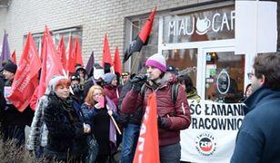"""Kolejny protest w """"Miau Cafe"""". """"Nie odpuścimy"""""""