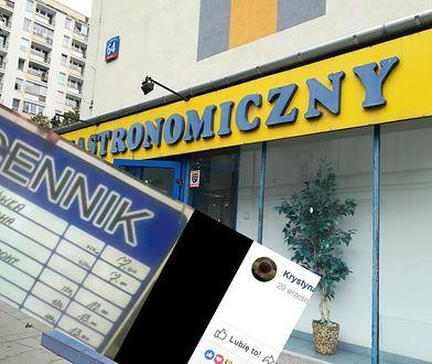Jadała u niej sama Gronkiewicz-Waltz. Teraz właścicielka baru jest na skraju bankructwa
