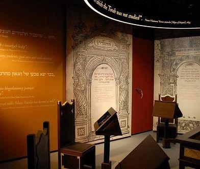 Tak będzie wyglądać ekspozycja stała Muzeum Historii Żydów Polskich