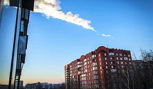 Deszcz meteorytów spadł na Rosję