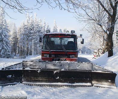 Narciarze skiturowi oskarżani o przeszkadzanie w utrzymaniu tras w Szczyrku