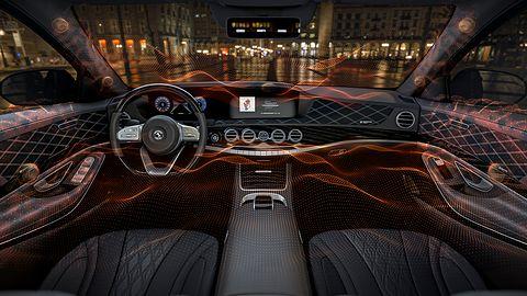 Sennheiser i Continental mają pomysł na dźwięk w samochodzie. Głośniki są zbędne