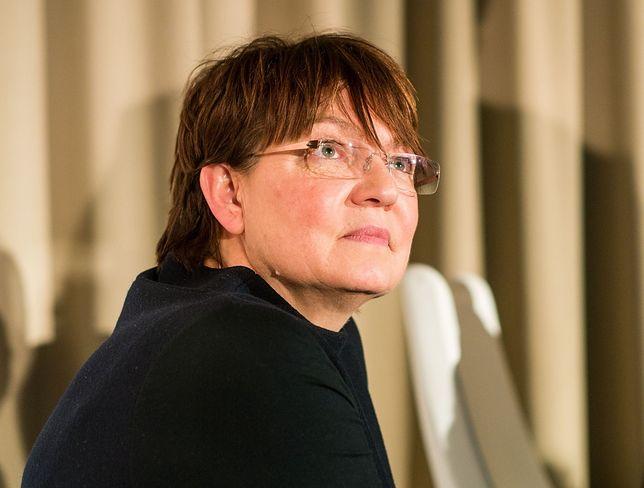 Krystyna Czubówna żałuje, że powiedziała o molestowaniu
