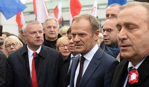 Paweł Graś zaprzeczył, że doszło do konfliktu Donalda Tuska z Grzegorzem Schetyną