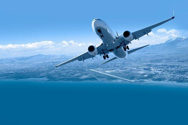 Śmierć dziecka na pokładzie samolotu. Maszyna musiała awaryjnie lądować