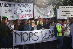 Pracownicy socjalni protestują. Wypłata 500+ zagrożona