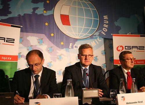 Gazoport w Świnoujściu będzie, nawet bez kasy z UE