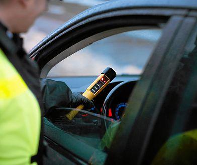 Akcja Znicz 2019. Policjanci zatrzymali w ostatnich czterech dniach aż 1 245 nietrzeźwych kierowców