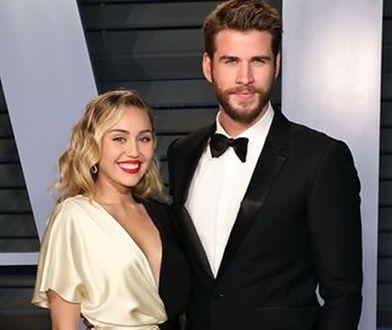 Według znajomych Miley upokorzyła Liama