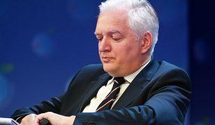 Jarosław Gowin: drożyzna stanie się jeszcze bardziej dotkliwa