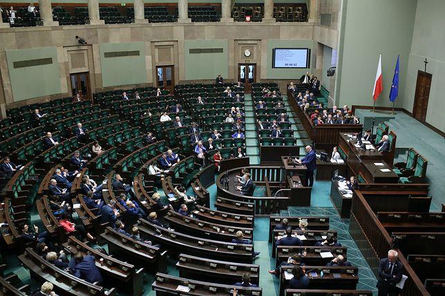 W piątek Sejm zajmie się wnioskiem o konstruktywne wotum nieufności wobec rządu Beaty Szydło