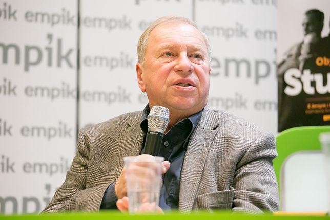 Jerzy Stuhr trafił do szpitala