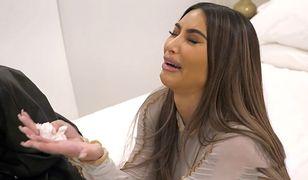 Kim Kardashian w dołku. Wszystko przez rozpadające się małżeństwo