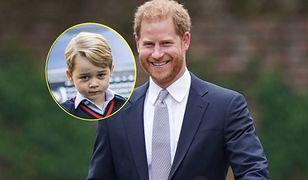 Syn Kate i Williama napisał list do księcia Harry'ego. To ociepli stosunki w rodzinie królewskiej?