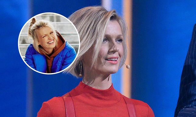 Magda Mołek uchodzi za ikonę mody. Teraz wybrała modny płaszcz z Reserved