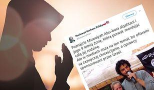 Wpis o muzułmańskiej dziewczynce wywołał burzę w sieci