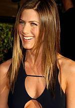 Jennifer Aniston komiwojażerem