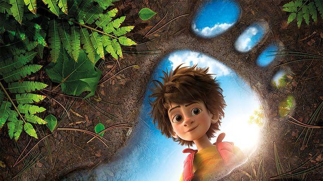"""""""Mała wielka stopa"""": o rety, jestem Yeti? Obejrzyj polskie fragmenty przebojowej animacji [TYLKO U NAS]"""