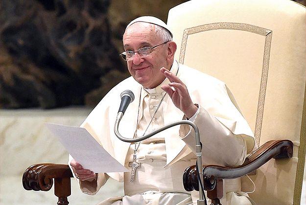 Papież Franciszek w telewizji chińskiej