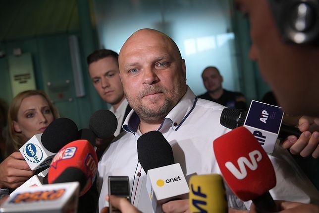 Arkadiusz Kraska trafił za kratki w 1999 roku. Wyszedł w maju 2019 r.