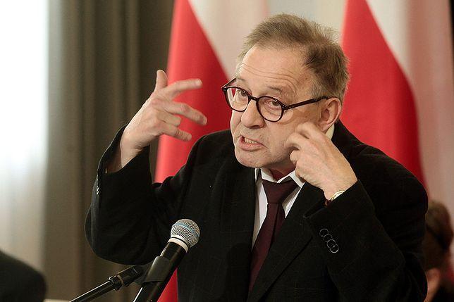 Sędzia TK Lech Morawski