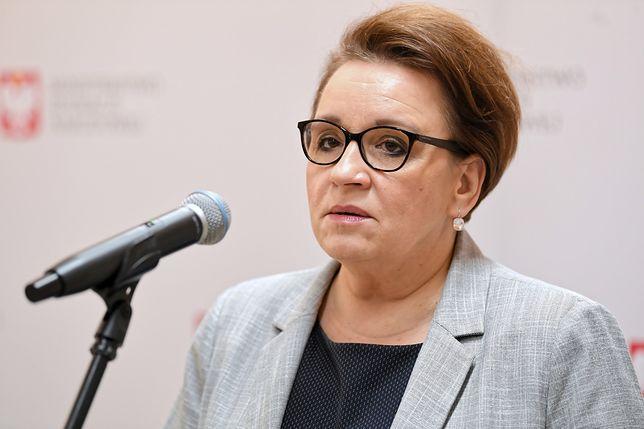 Pani Urszula była wieloletnią znajomą Anny Zalewskiej.
