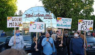 W piątek pod Trójką miał miejsce spontaniczny protest słuchaczy