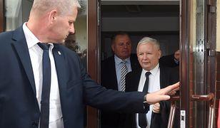 W maju WP informowała o nowym dyrektorze biura Jarosława Kaczyńskiego
