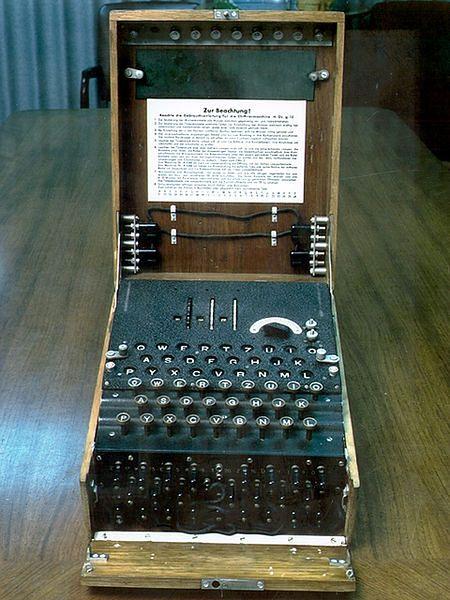 Enigma - nowy przeciwnik