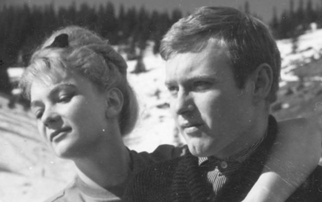 Zofia i Krzysztof Komedowie