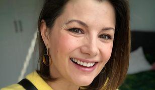 Agnieszka Sienkiewicz pokazuje ciążowe krągłości
