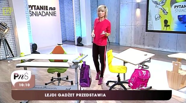 """Marzena Sienkiewicz z nowym blokiem w """"Pytaniu na śniadanie"""""""
