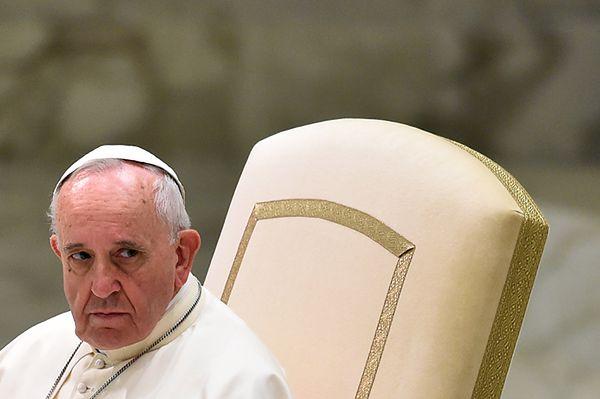 Papież Franciszek jest faworytem do pokojowej Nagrody Nobla